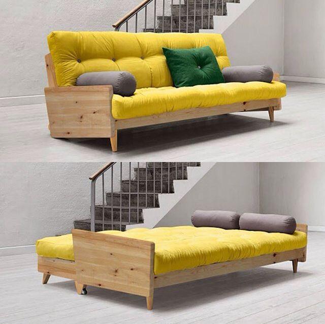 indie sofa bed karip g ste pinterest wohnung. Black Bedroom Furniture Sets. Home Design Ideas