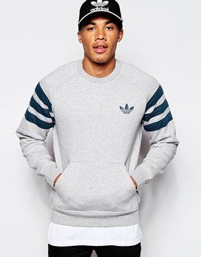 f1618e9c34c Adidas Homem · Discover Fashion Online Moletons Masculinos