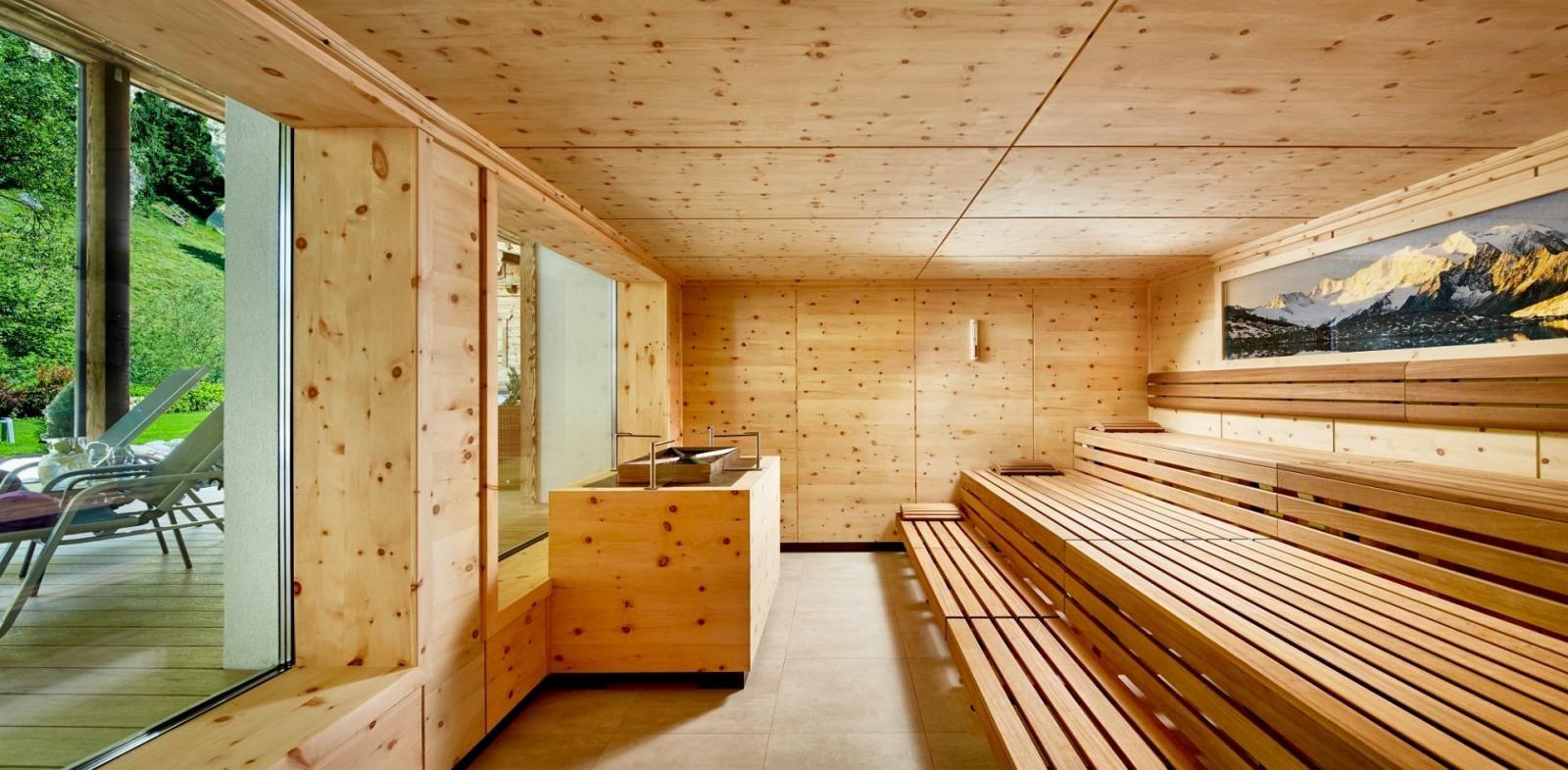 Bezaubernd Sauna Bilder Foto Von Alpin Lodge Das Zillergrund - Mountain Relax