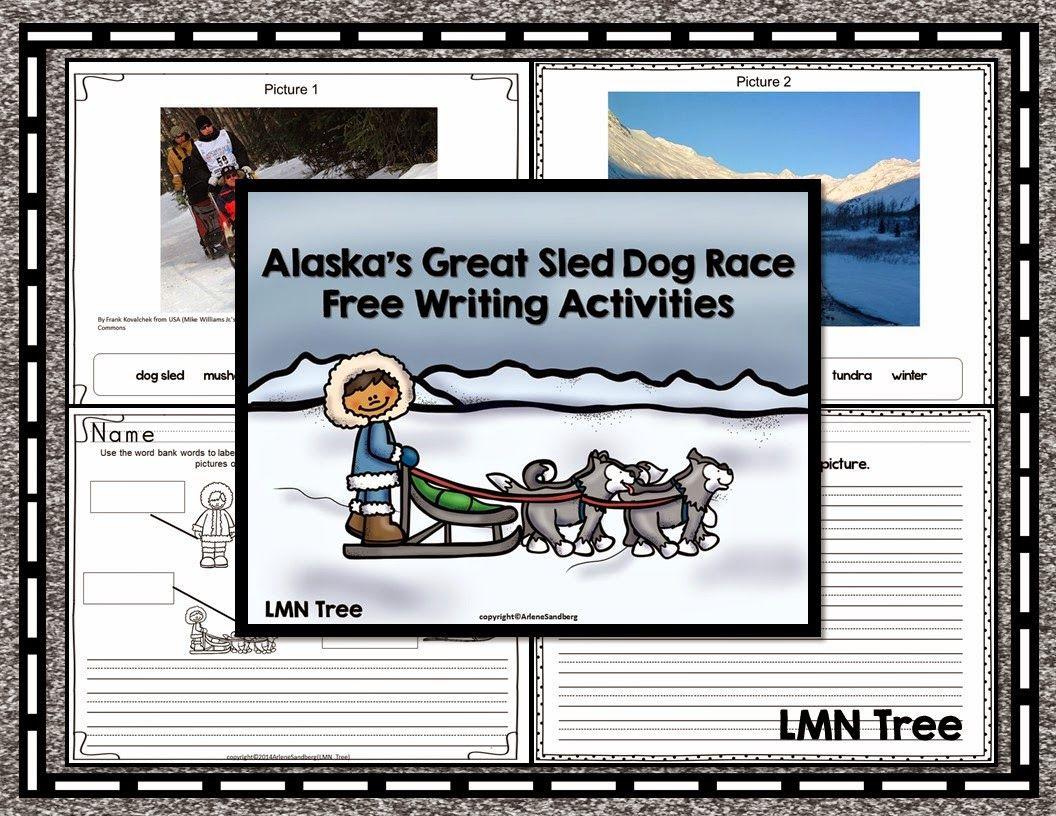 Iditarod Writing Activity Packet
