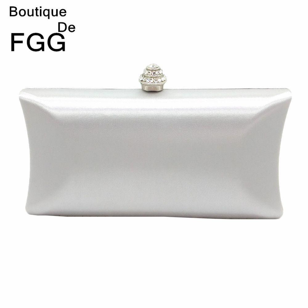 Cheap Handbags G Buy Quality Bag Mango Directly From China Handbag Wheels Suppliers Simple Design Women Silver Evening Clutch Wedding Party Bridal