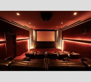 How To Turn Your Living Room Into A Movie Theater