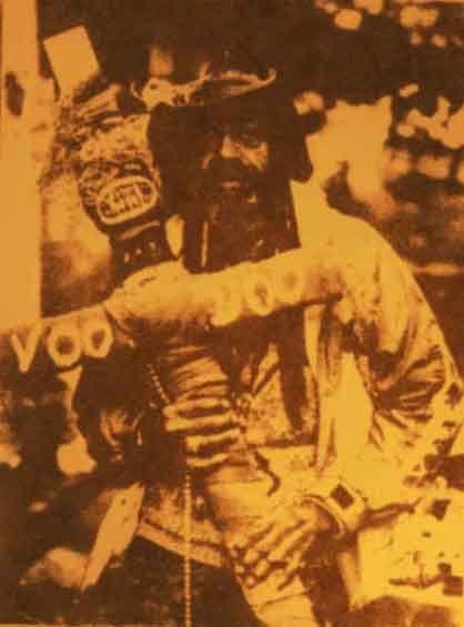 history of voodoo in america