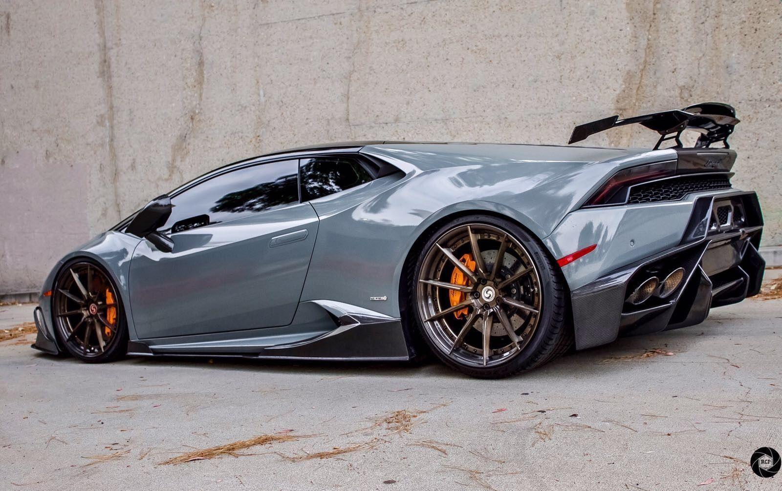 Lamborghini Lambo Huracan Signature Forged Wheels Sv303s 20x9