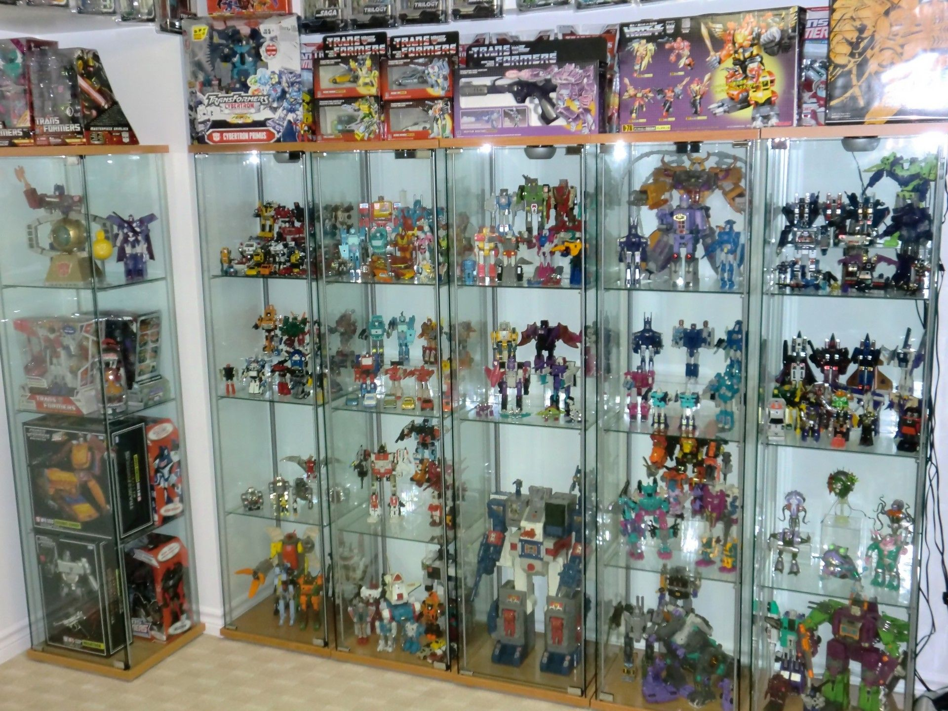 41+ Transformers collections information