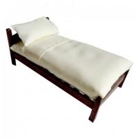 MS162 - Single Sheet and Pillowcase