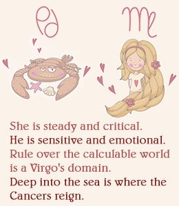 Are pisces woman and cancer man compatible