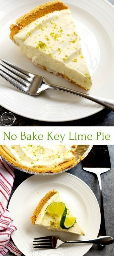 Easy Key Lime Pie (no bake) images