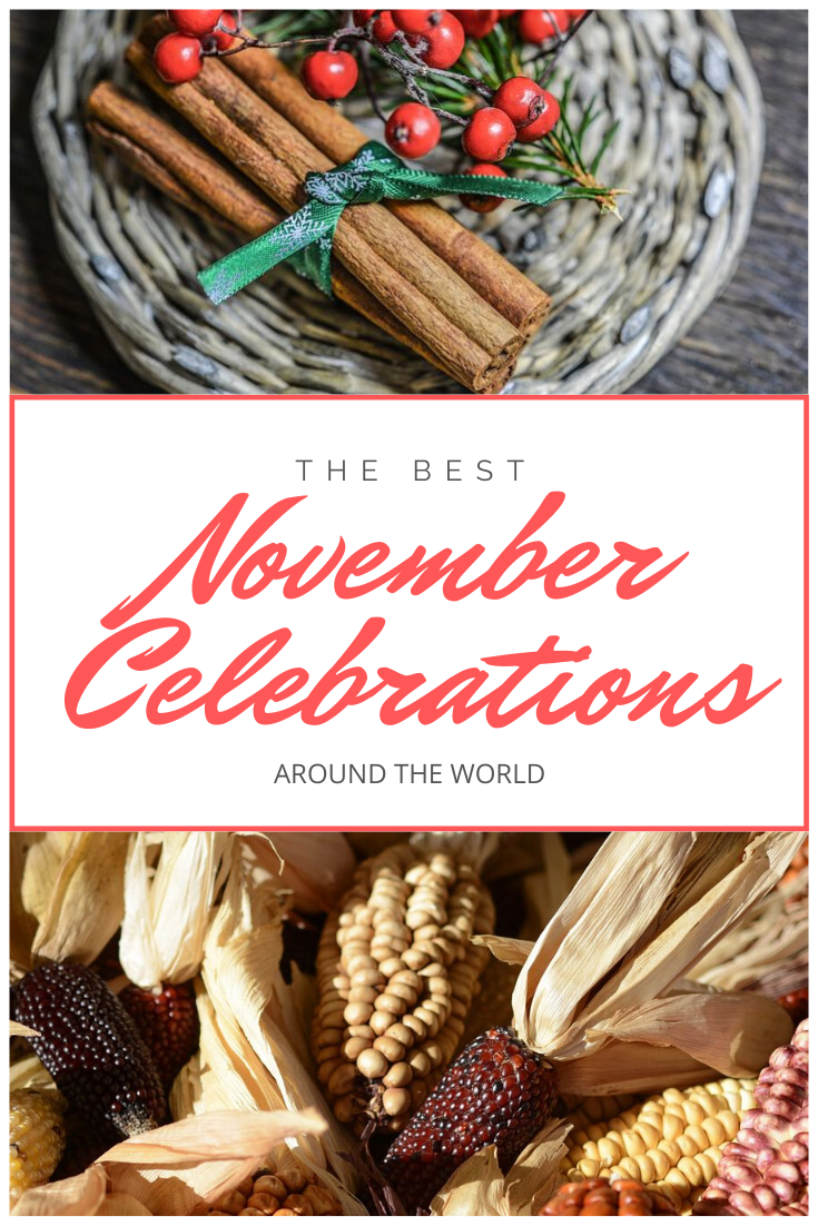 The Most Intriguing November Celebrations Around the World   Celebration around the world ...