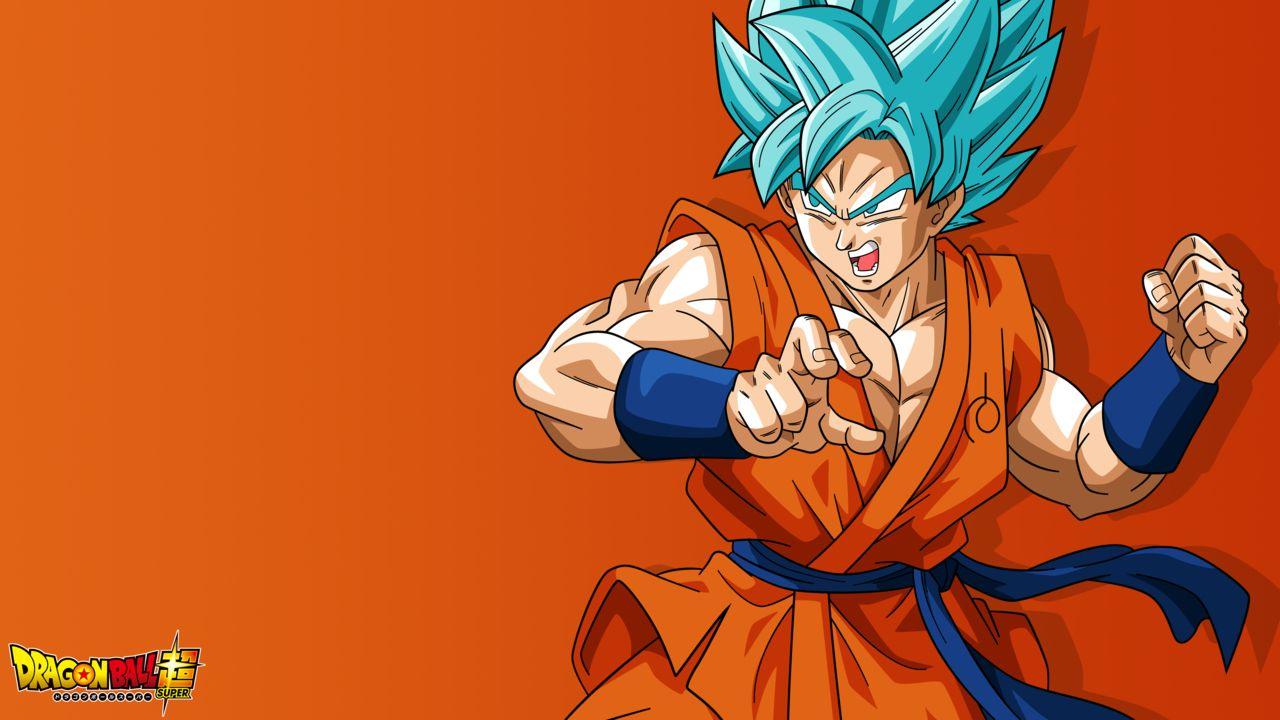 4K Dragonball Super Wallpaper (Goku) by RayzorBlade189 on