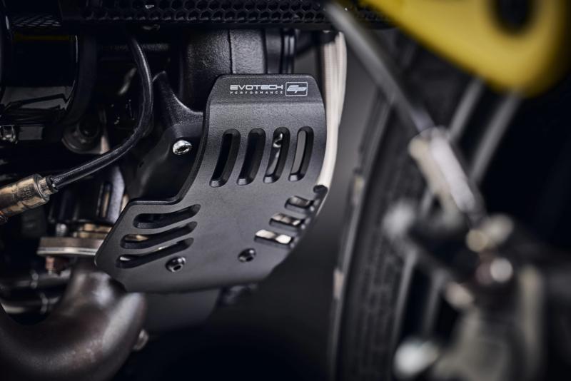 EP Ducati Scrambler Flat Tracker Pro Engine Guard