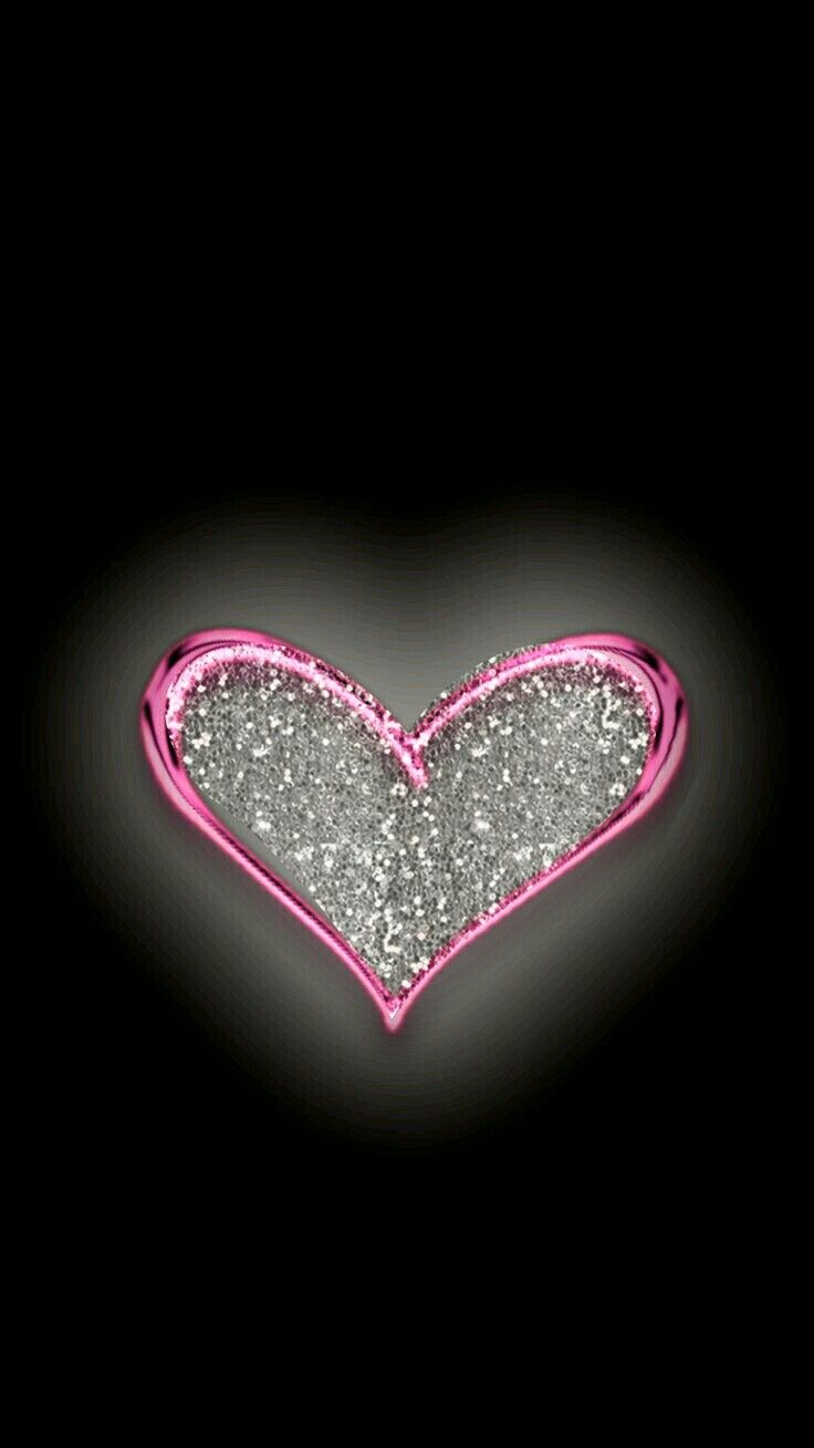 Heart.... Phone Wallpapers Pinterest Heart, Pink and