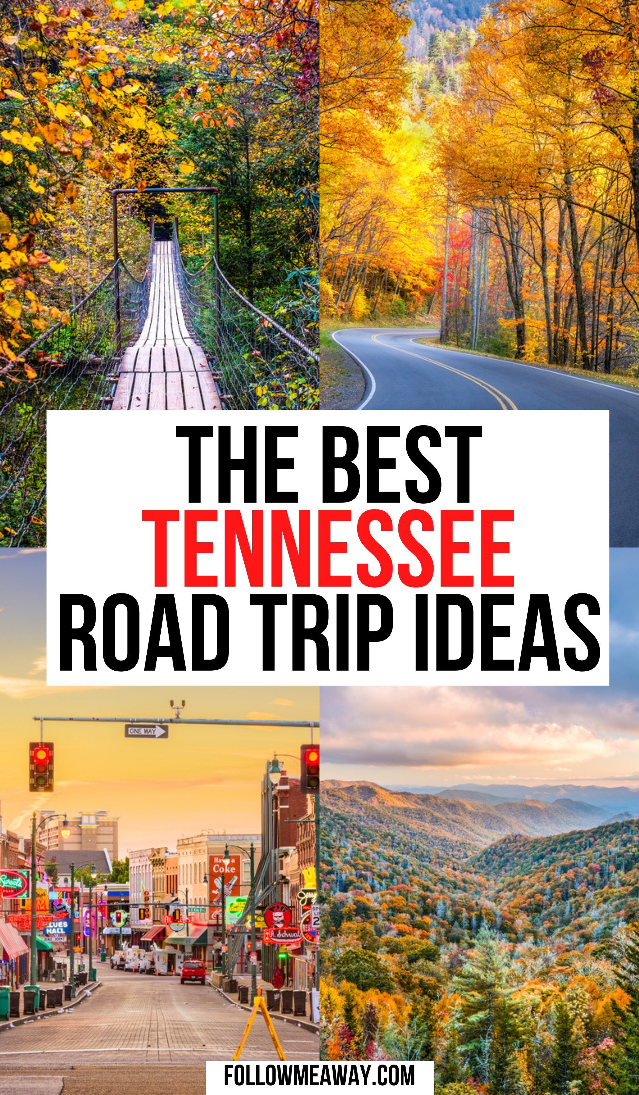 The Perfect Tennessee Road Trip Itinerary You Should Steal | tennessee road trip | tennessee road trip bucket lists | places to visit in tennessee road trips | gatlinburg tennessee road trip | nashville tennessee road trip | travel tennessee road trips | visiting tennessee road trips | places to go in tennessee road trips | things to do in tennessee road trips | smoky mountains tennessee road trips | fun things to do in tennessee road trips | #tennesseetravel #tennesseeroadtrip