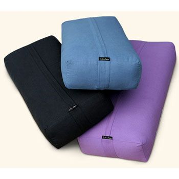 wai lana rectangular yoga bolster with images  yoga