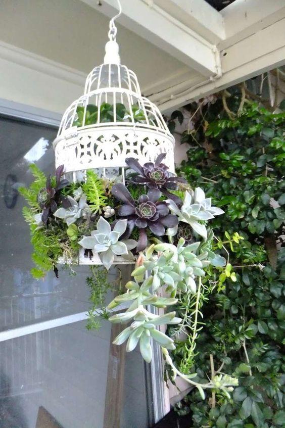 16 idées originales pour suspendre vos plantes vertes | idée ...