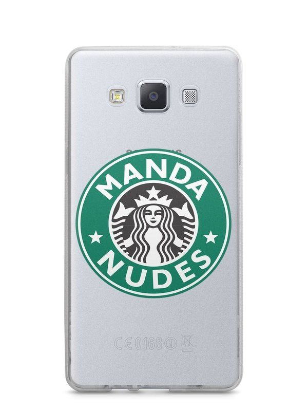 Capa Samsung A5 Manda Nudes - SmartCases - Acessórios para celulares e tablets :)