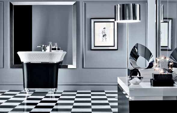 Elegant Italian Bathroom Design By Falper 2