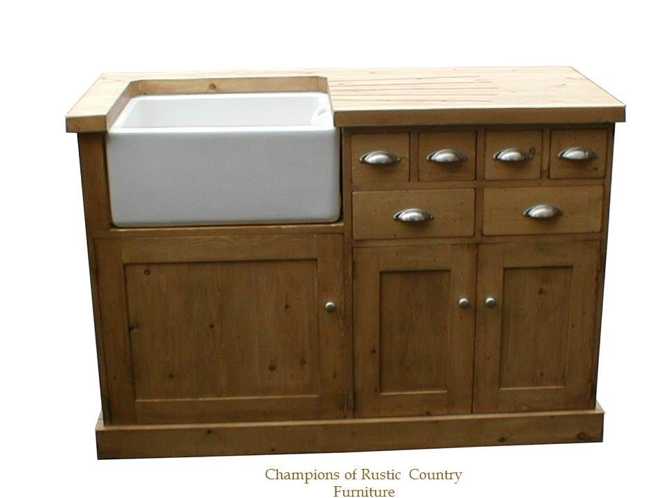 1 kitchen sink unit with belfast sink for the home pinterest 1 kitchen sink unit with belfast sink workwithnaturefo