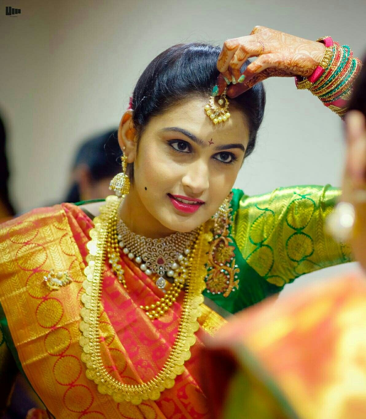 Idea by Pasupathy A on Wedding bride Beautiful indian