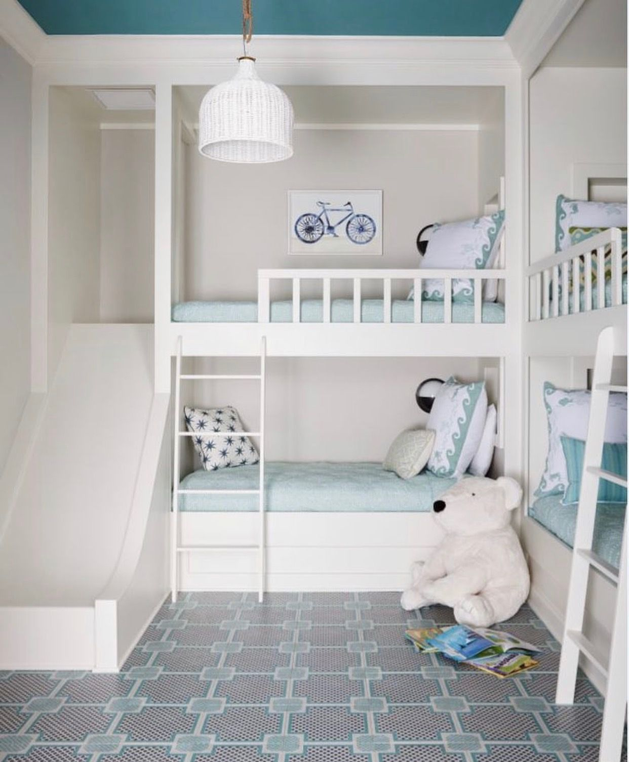 Pin by Katie Riley Hall on Play Rooms Bunk beds with