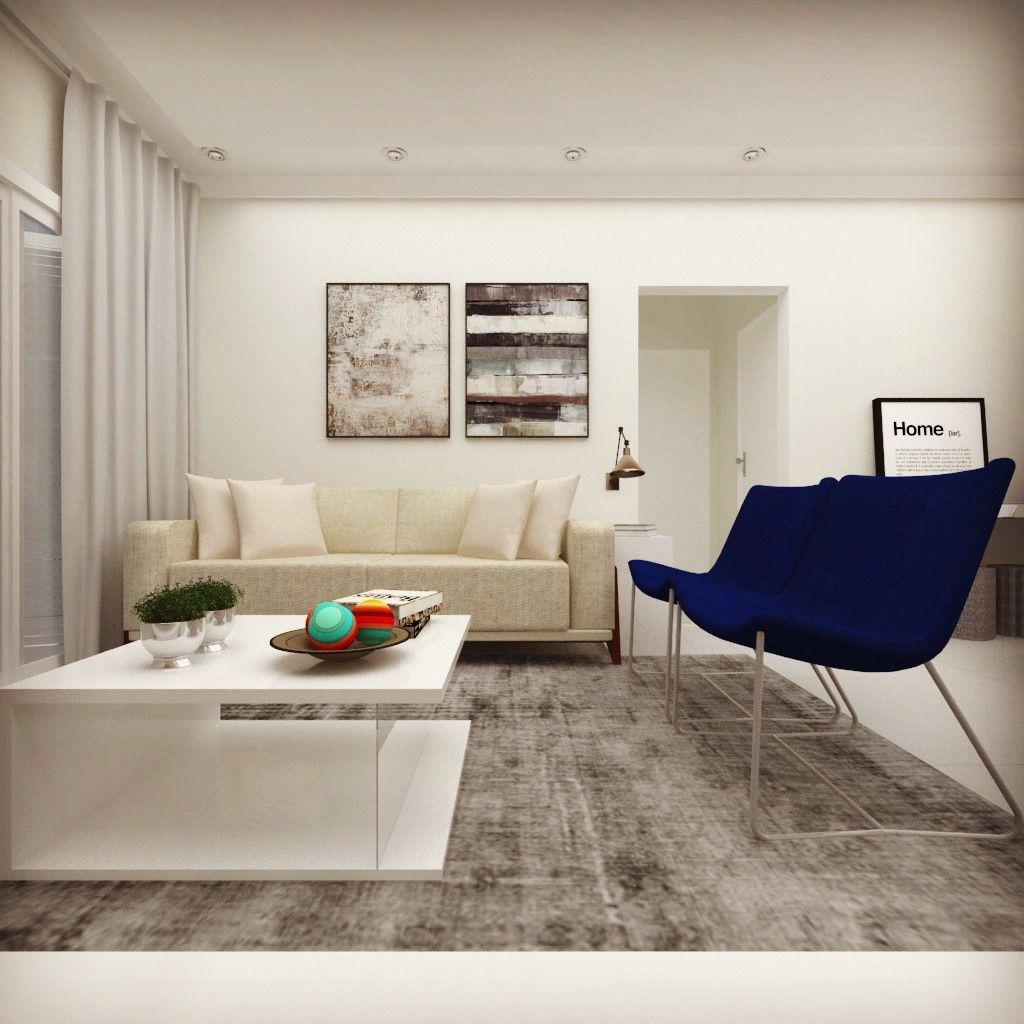 Arquitetura de interiores decora o estilo contempor neo for Apartamentos interiores contemporaneos