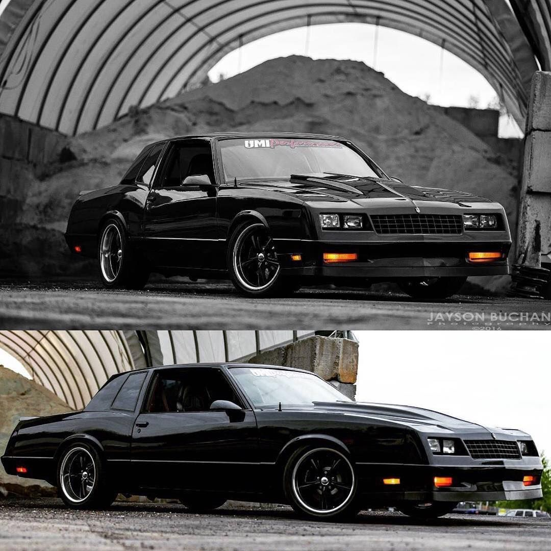 corybrowning19 has one clean Monte Carlo SS that's utilizing