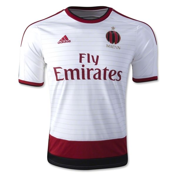 AC Milan 14/15 Away Soccer Jersey | Jerseys | Pinterest | Ac milan, Football  team and Football kits