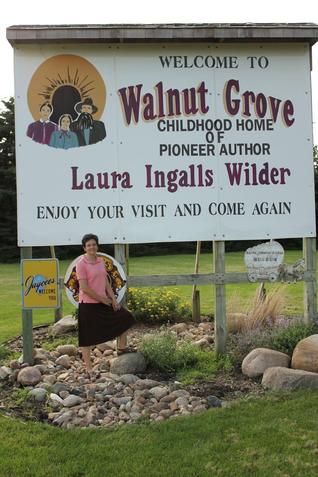 walnut grove, mn laura ingalls wilder costumes will be