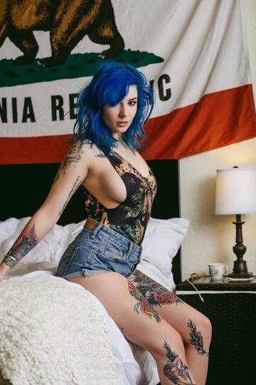 Liverpool tattoo on sexy girls