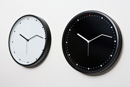 Beautiful The On Time Clock Fast Forwards 3 Minutes Of Your Time So You Donu0027t Have To  Run For The Bus. Design By Tak Cheung (Fabrica) And Produced By Diamantini  ... Great Ideas