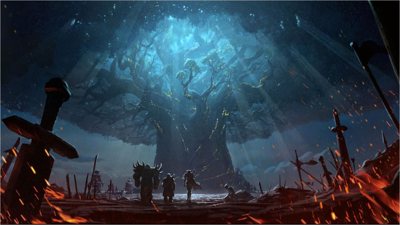 World Of Warcraft Wallpaper 4k In 2020 World Of Warcraft Wallpaper Warcraft Wallpaper Pc