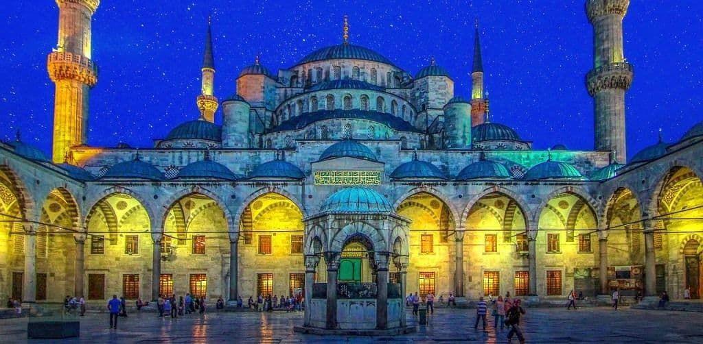 السياحة في تركيا القرية العثمانية موسوعة Barcelona Cathedral Taj Mahal Istanbul