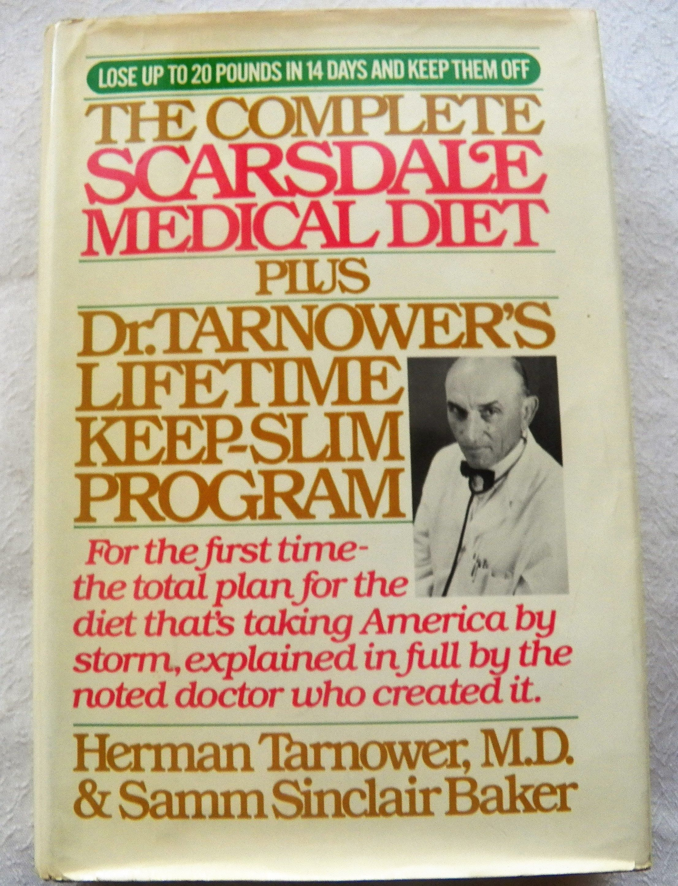 Scardale Diät Tag x Tag