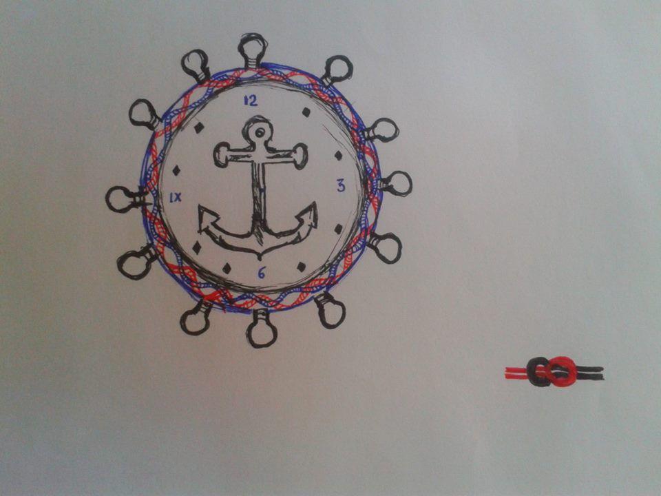 relogio+ bracelete (ESBOÇO)