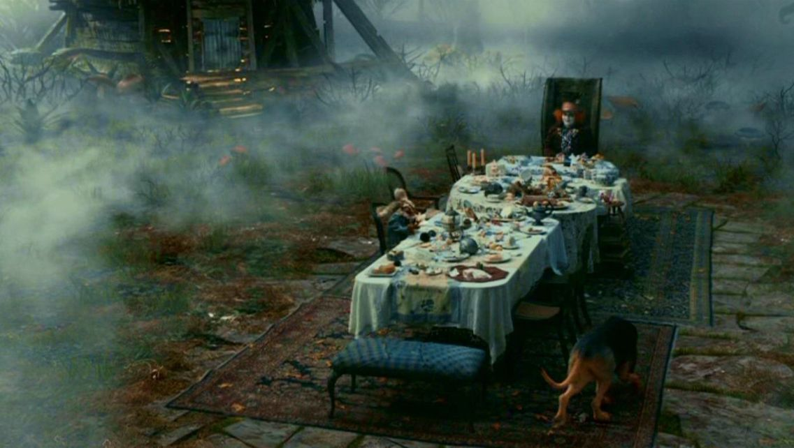 Tea Party Alice In Wonderland Alice In Wonderland Aesthetic