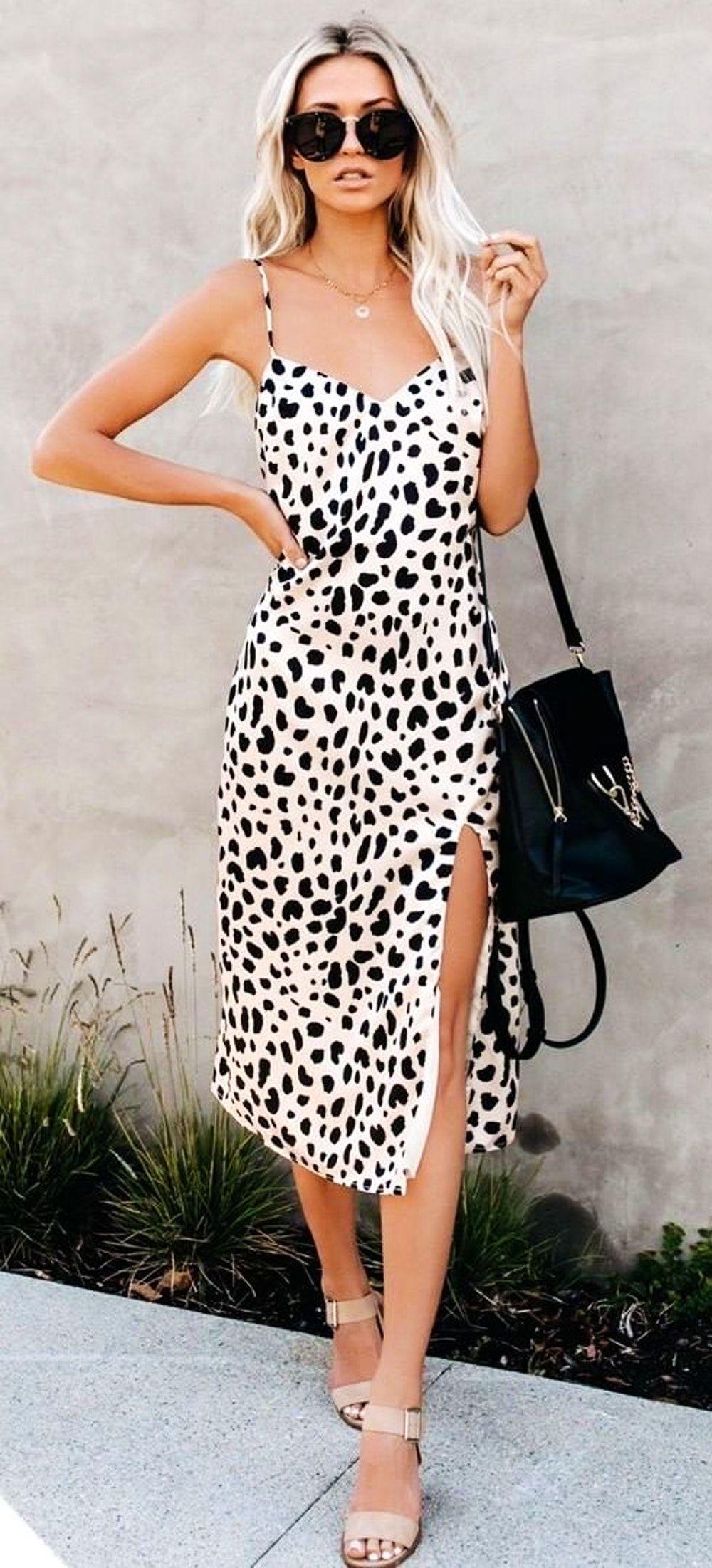 20 Ideas Ebook Fashion Leopard Print Dress Slip Dress [ 2202 x 1000 Pixel ]