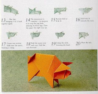 WHAT'S MINE IS OUR: Driver pays fine with 137 notes transformed into origami pigs