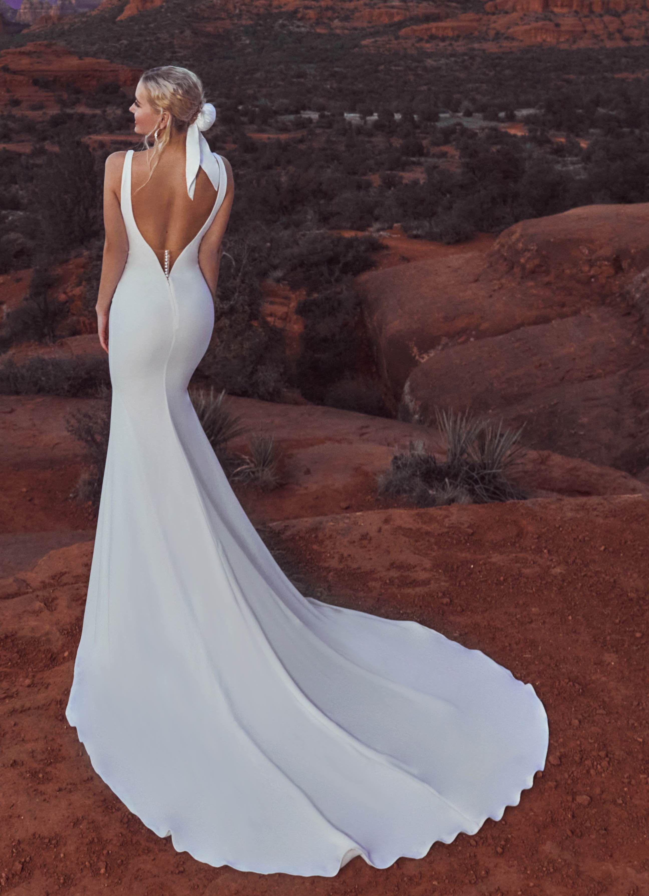 Pin On Backless Wedding Dresses [ 3576 x 2592 Pixel ]