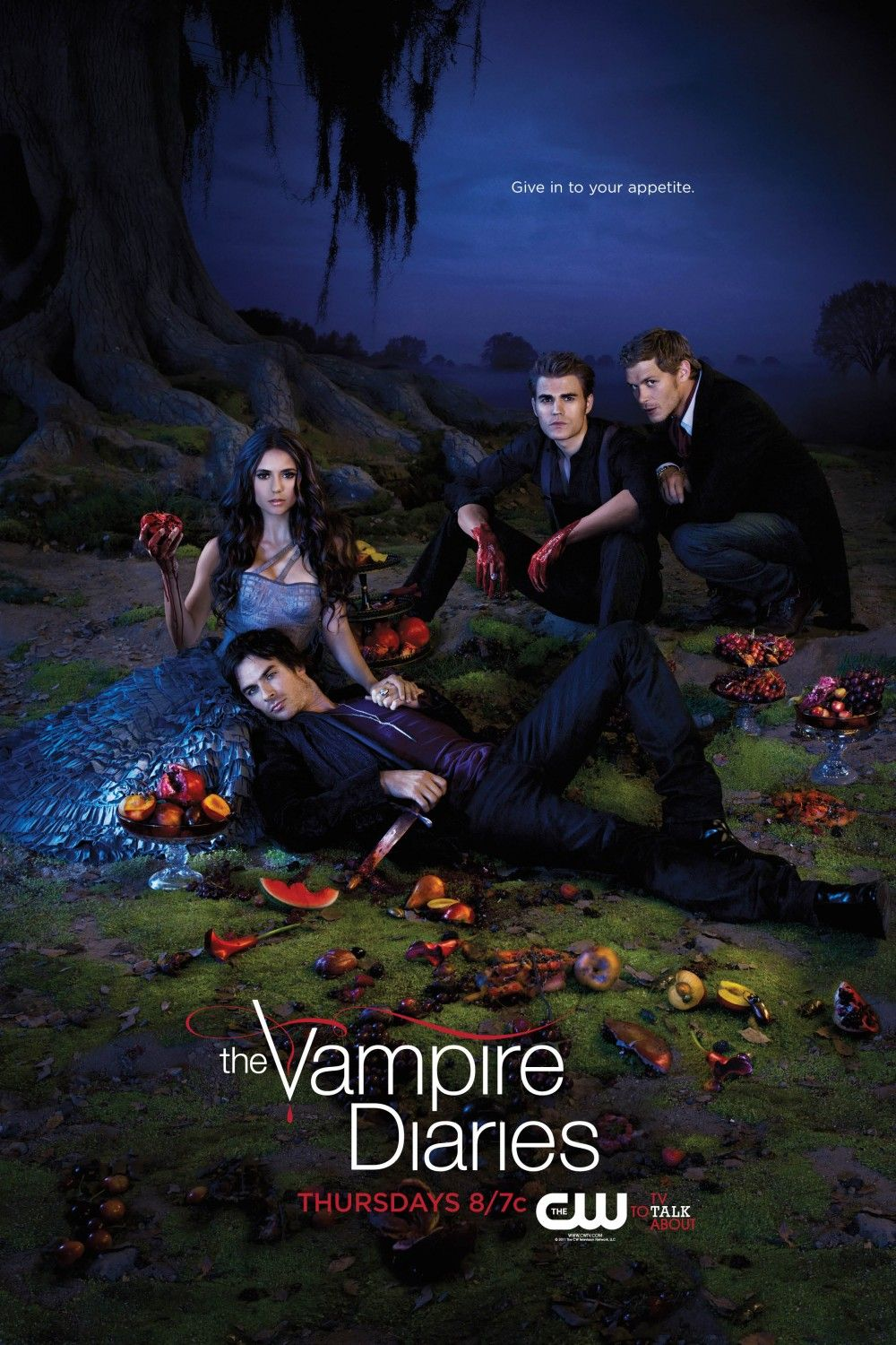 The Vampire Diaries MY FAVOURITE series. The sexiest man