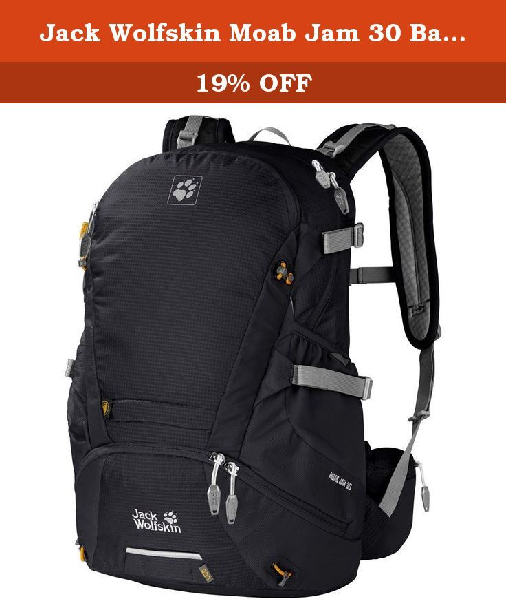 Jack Wolfskin Moab Jam 30 Basic Day Pack Review | Casual