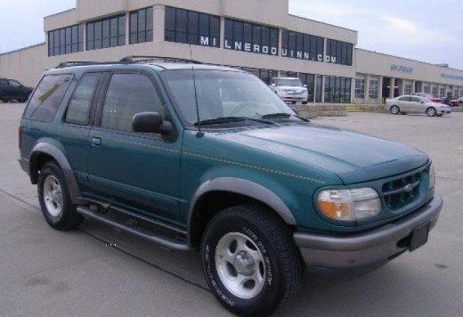1998 Ford Explorer Sport Ford Explorer Sport Ford Explorer Chevrolet Blazer