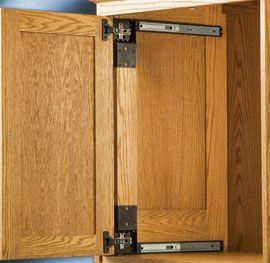Flipper Door Drawer Slides Woodworking Resources