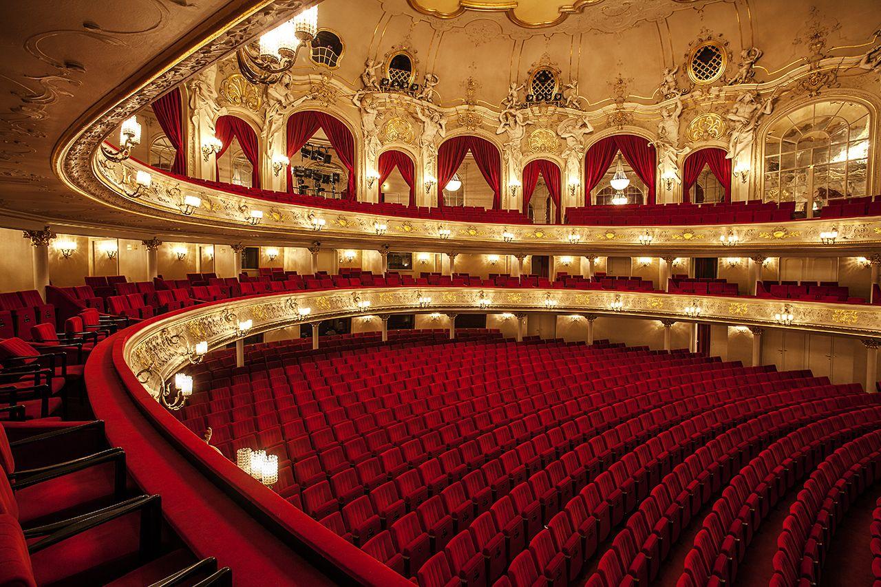 Komische Oper Berlin ya tengo mi entrada para el 14 de