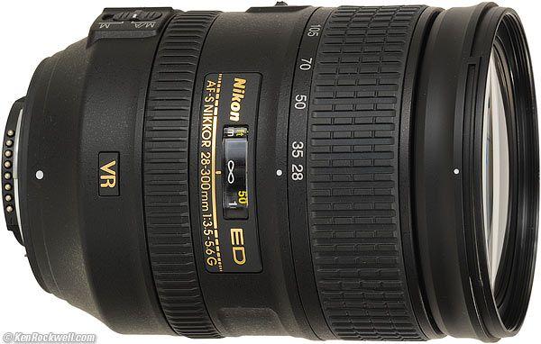 Nikon 28 300mm Vr Review Camara Reflex Fotografia