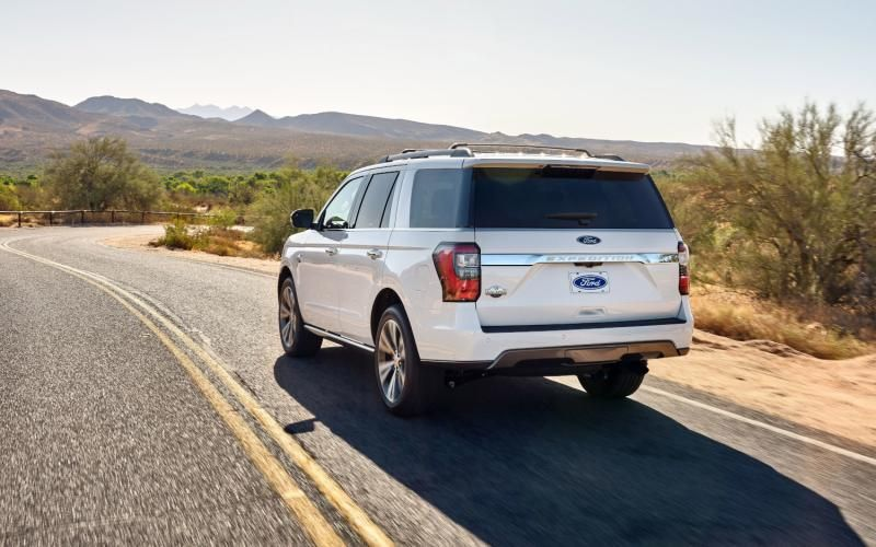 Ford Expedition King Ranch 2020 Ford Expedition King Ranch Expedition