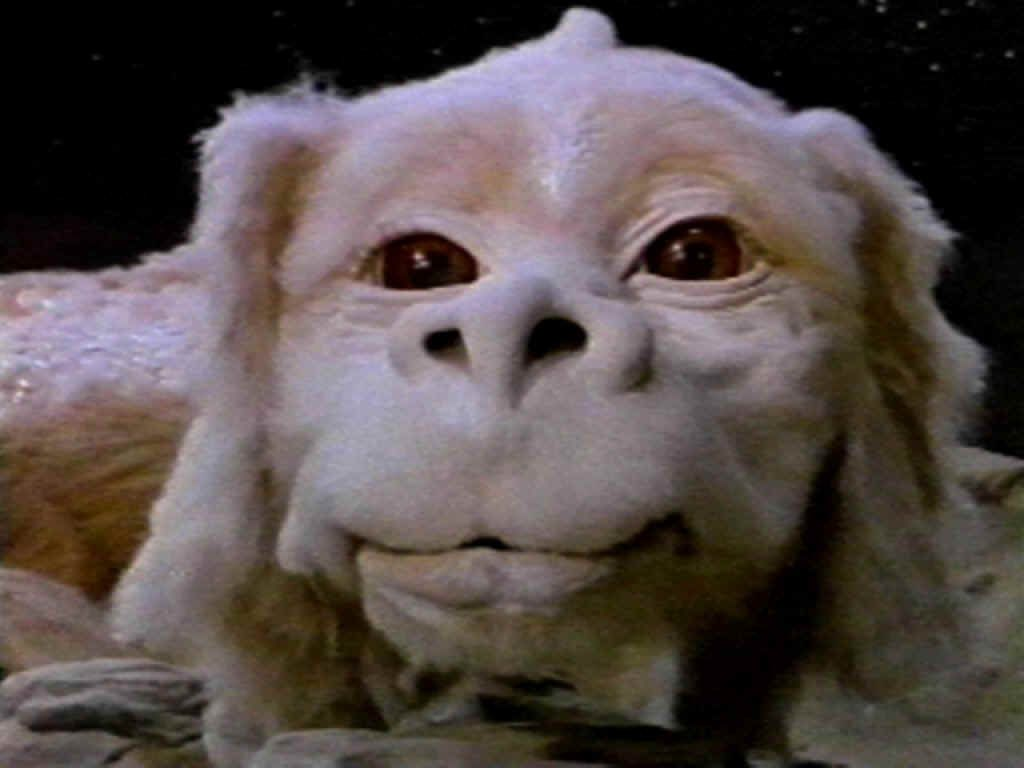 Falkor from the never-ending story :)