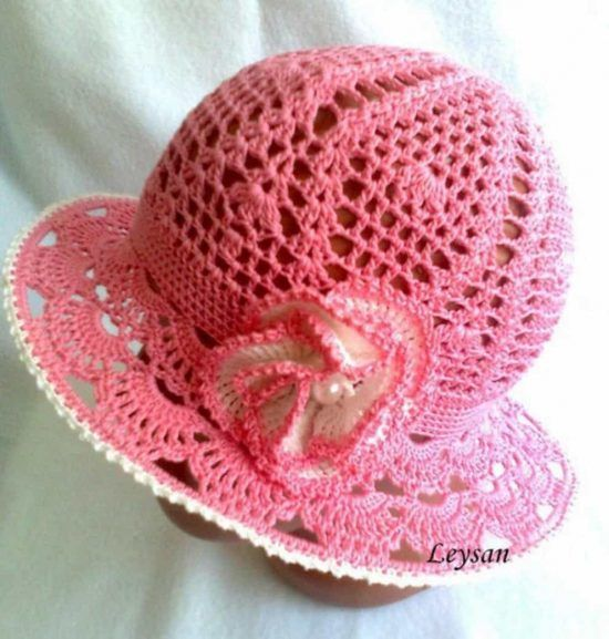 Crochet Cloche Hats The Best Free Collection Panama Hat Cloche