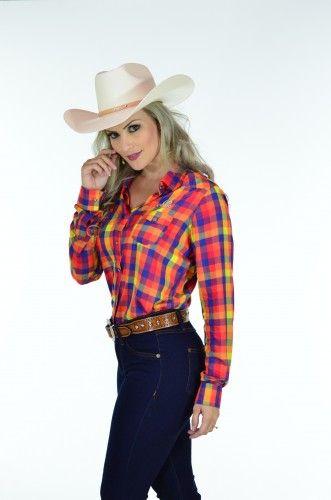 A Marca Original do Cowboy Roupa Sertaneja e44b7475174