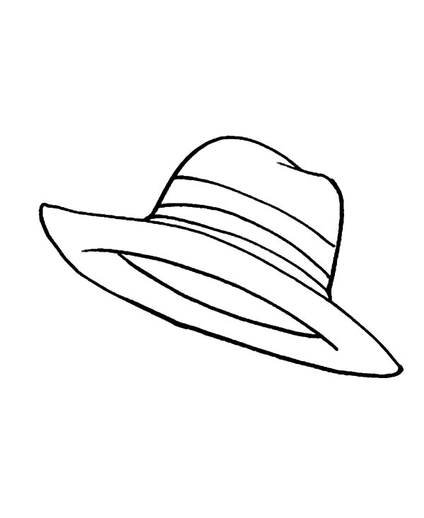 Sunshine Cover Hat Coloring Pages Coloring Sun Coloring Pages Color Coloring Pictures