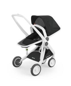 Greentom Reversible Stroller With White Frame Stroller